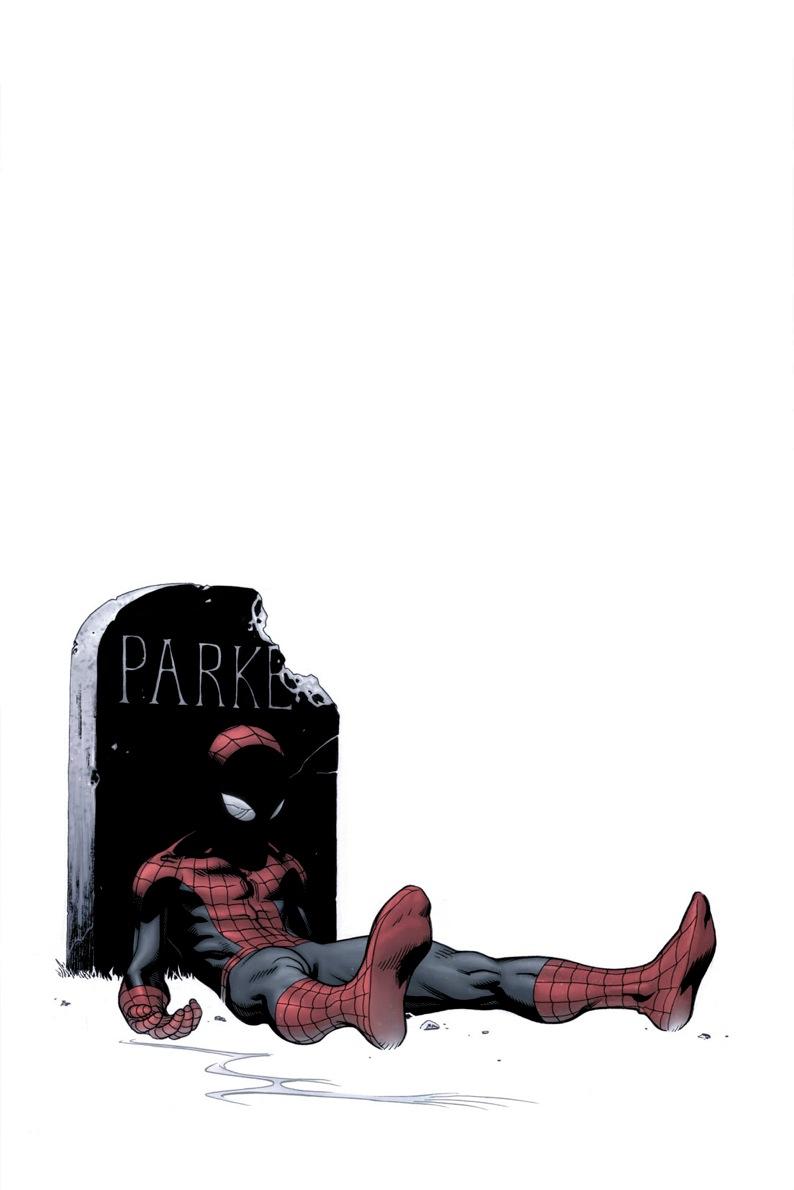 Rest In Peace, Peter Parker. | sen city