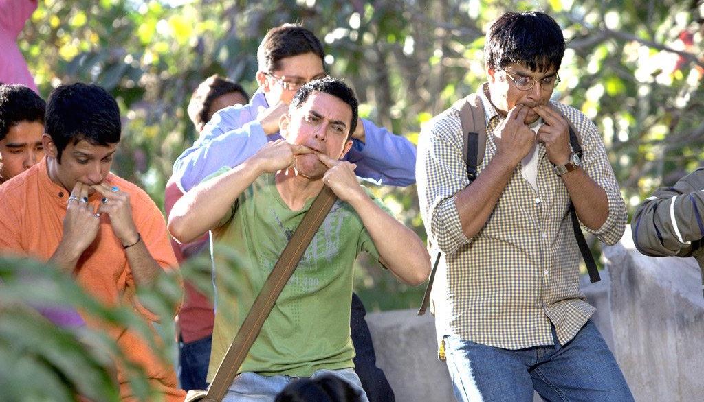 Review: Rajkumar Hirani's 3 Idiots – sen city