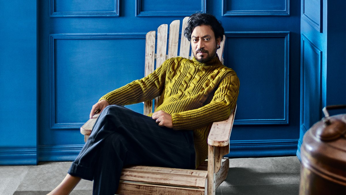 The Irrfan interview